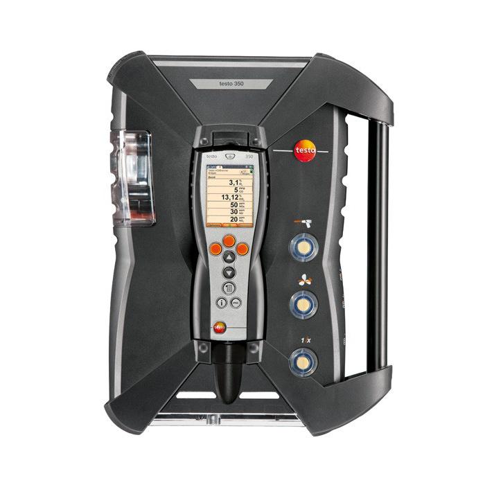 Газоаналізатори та детектори витоків