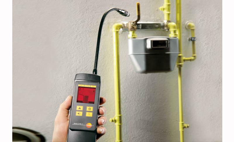 Детектори горючих газів та холодоагентів