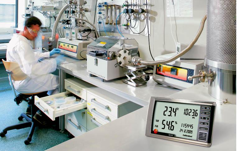 Термогигрометры для мониторинга