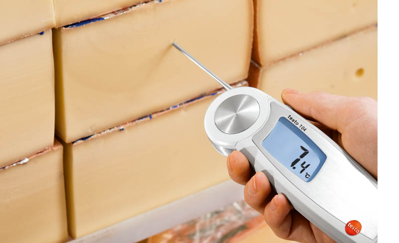 Пищевые термометры, сертифицированные HACCP