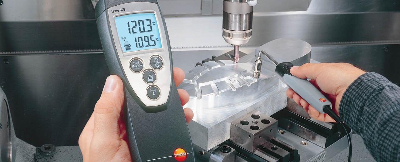 Термометри промислові