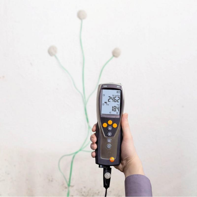 testo 635-1 теплопроводность